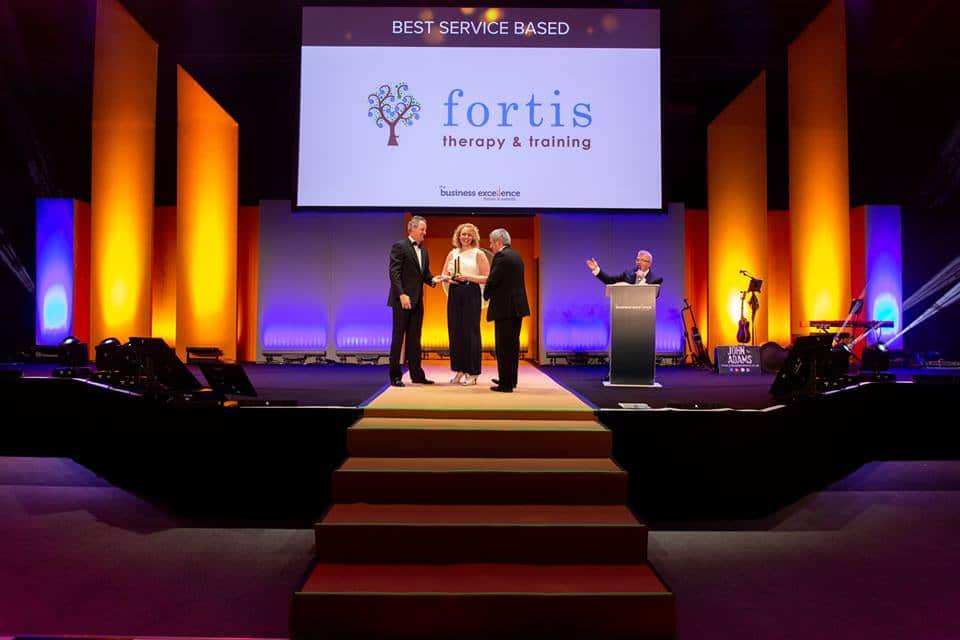 Fortis are award-winners!