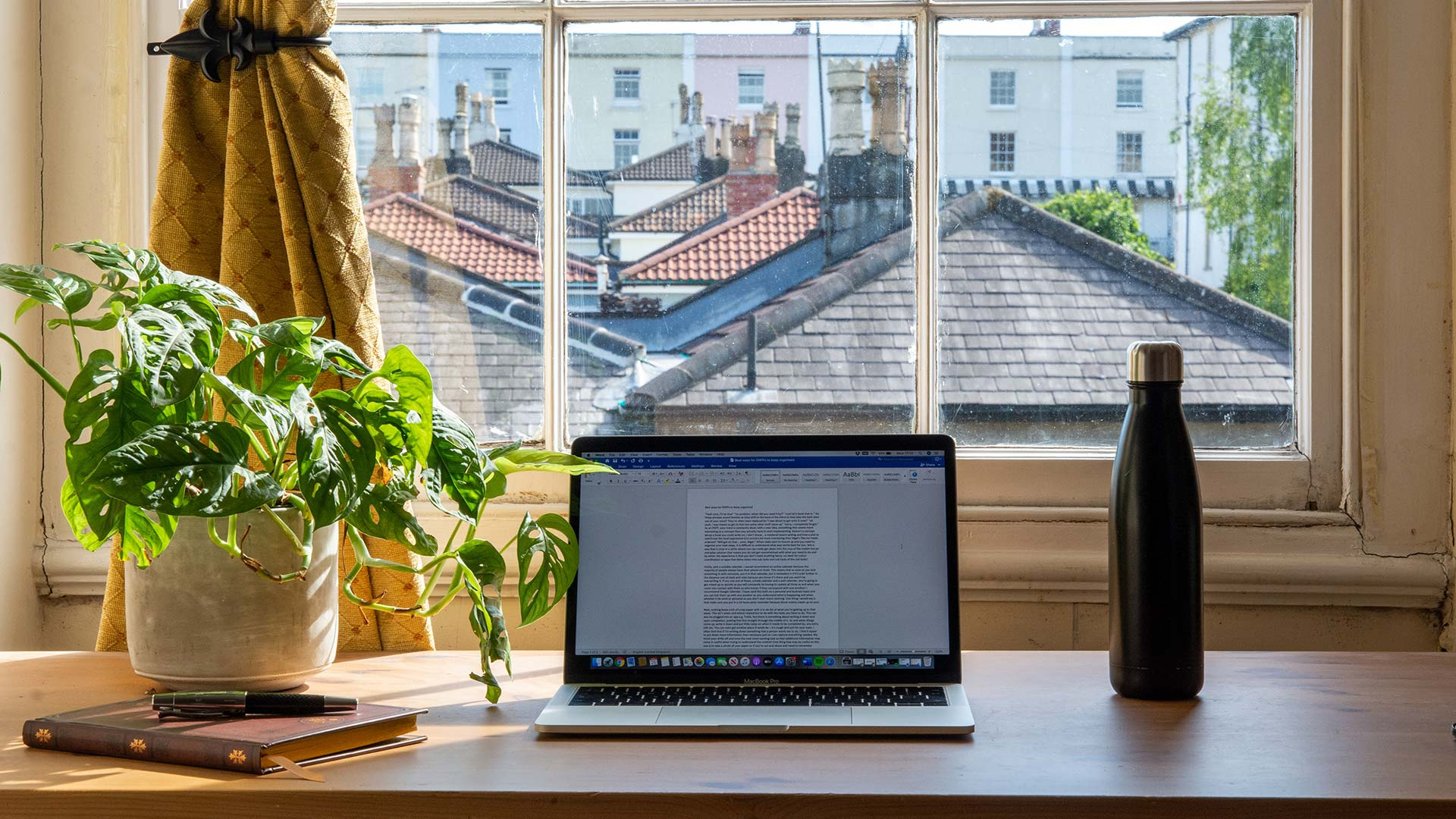 Working From Home – Why Your Environment Matters