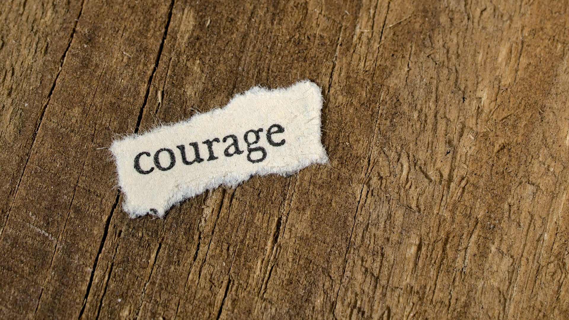 Summer Resources Week 3: Courage